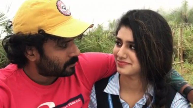प्रिया प्रकाश वारियर हिचा हटके लिपलॉक व्हिडिओ व्हायरल (Watch Video)
