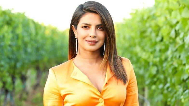 अभिनेत्री प्रियंका चोप्राला लग्नाच्या पहिल्या वाढदिवसाअगोदरचं मिळाली 'ही' गोड बातमी