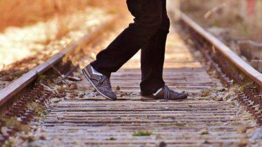 हैदराबाद: ट्रेनमधून पडलेल्या तरुणाने स्वतःचे आतडे हातात धरून 9 किमी चालत गाठले हॉस्पिटल