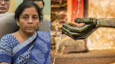 Union Budget 2019: निर्मला सीतारमण यांच्या अर्थसंकल्पात  महाराष्ट्र राज्यातील शेतकरी ते नोकरदार व्यक्तींसाठी होऊ शकतात 'या' मोठ्या घोषणा