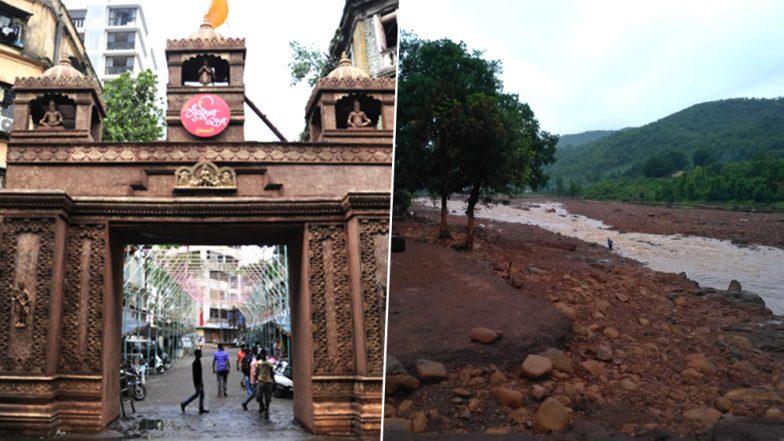 तिवरे धरणफुटी ग्रस्तांच्या मदतीला धावला मुंबईचा राजा, गणेशगल्ली सार्वजनिक उत्सव मंडळाचा स्तुत्य उपक्रम