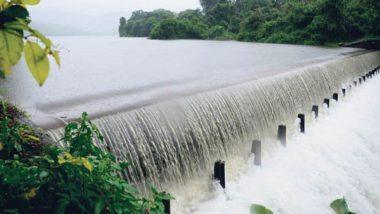 मुंबईला पाणीपुरवठा करणारे तुळशी तलाव ओव्हरफ्लो