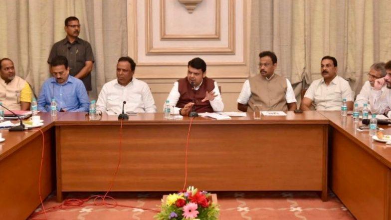 मुंबई: धोकादायक इमारतींचा क्लस्टर पद्धतीने पुनर्विकासासाठी कायदा करणार; मुख्यमंत्री देवेंद्र फडणवीस