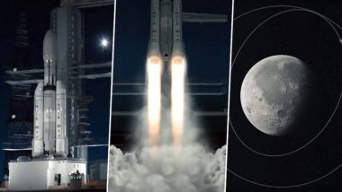 चांद्रयान 2 च्या मोहिमेतील ऑर्बिटर उलगडणार चंद्रावरील अंधाराचे रहस्य