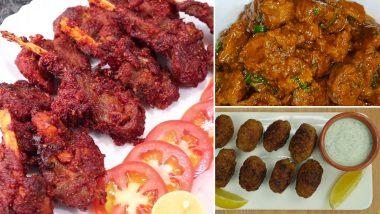 Bakri Eid 2019 Mutton Recipes: यंदाची बकरी ईद चमचमीत करायची असेल तर नक्की ट्राय करा या लज्जतदार, मसालेदार मटणाच्या रेसिपीज