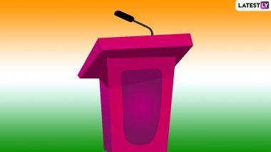 Indian Independence Day 2019: स्वातंत्र्य दिन कार्यक्रमात प्रभावी भाषण कसे कराल?