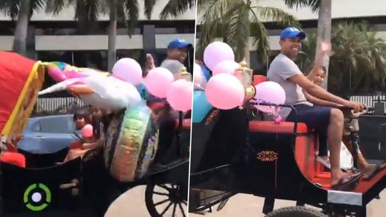 मुंबई:  Victoria Carriages आता अंदाजात; आदित्य ठाकरे ने शेअर केली खास झलक (Watch Video)