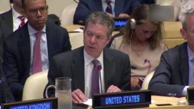 संयुक्त राष्ट्रात पाकिस्तान आणि चीन चा अपमान, धार्मिक अल्पसंख्यांकाच्या मुद्द्यावर अमेरिका, कॅनडा आणि ब्रिटेन ने फटकारले