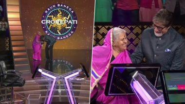 KBC 11 Karamveer Special:  सिंधुताई सपकाळ केबीसी 11 च्या 'कर्मवीर विशेष' भागात पहिल्या अतिथी