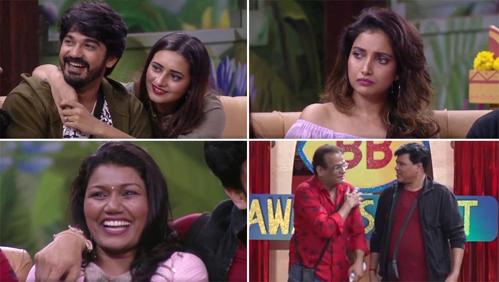 Bigg Boss Marathi 2, Episode 97 Preview: घराबाहेर गेलेल्या स्पर्धकांसोबत रंगणार BB  नाइट,पुरस्कारांच्या माध्यमातून टॉप 6 स्पर्धकांची उडवणार खिल्ली