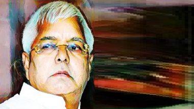 Lalu Prasad Yadav Health Update: लालू प्रसाद यादव यांची प्रकृती अस्थिर; किडणी 37 टक्के कार्यरत: मीडिया रिपोर्ट