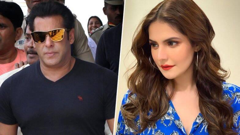 सलमान खान माझ्याशी लग्न करत आहे म्हणणाऱ्या अभिनेत्री जरीन खान हिची सोशल मीडियात चर्चा, वाचा सविस्तर