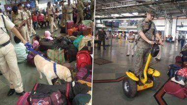 15 ऑगस्ट रोजी मुंबई-दिल्लीसह प्रमुख शहरात हाय अलर्ट; विमानतळ, रेल्वे स्थानकांवरील सुरक्षतेत वाढ