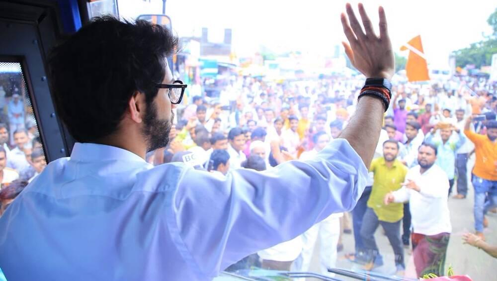 Maharashtra Vidhan Sabha Elections 2019: शिवसेना युवा नेते आदित्य ठाकरे वरळी विधानसभा मतदारसंघातून विधानसभा निवडणूक लढण्याची शक्यता