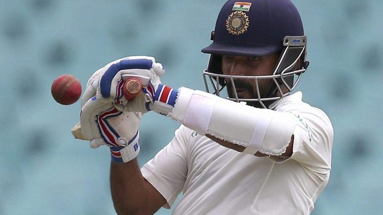 IND vs WI 1st Test: अजिंक्य रहाणे याची एकाकी झुंज, पहिल्या दिवसाखेर टीम इंडिया 6 बाद 203