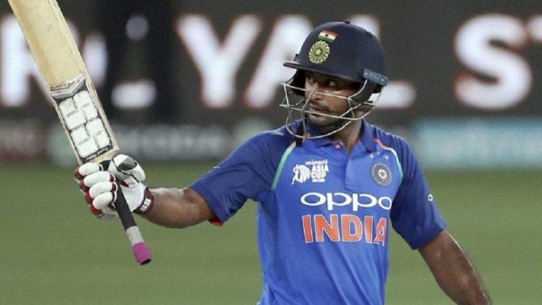 निवृत्तीमधूनU-Turn घेणाऱ्या अंबाती रायडू याला विजय हजारे ट्रॉफीसाठी हैदराबाद क्रिकेटने दिली 'ही' मोठी जबाबदारी