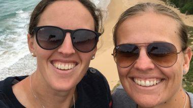 न्यूझीलंडच्या Lesbian महिला कर्णधारा एमी सैटरथवेट हिने दिली गुड न्यूज, लवकरच प्राप्त होणार मातृत्व; Twitter शेअर केली खास पोस्ट