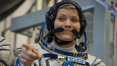 अंतराळात घडला पहिला गुन्हा, नासाच्या Anne McClain ठरल्या आरोपी; पूर्व पत्नीच्या तक्रारीवरून होणार कसून चौकशी
