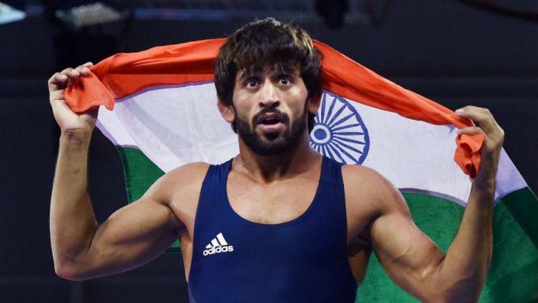World Wrestling Championships: कुस्तीपटू बजरंग पुनिया ने जिंकले करियरचे तिसरे पदक, कुश्ती चॅम्पियनशिपमध्येरवी कुमार दहिया सह जिंकले कांस्यपदक