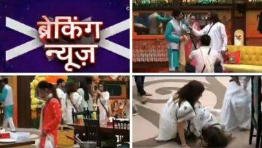 Bigg Boss Marathi 2, Episode 83 Preview: ब्रेकिंग न्यूज टास्कदरम्यान अभिजित बिचुकले यांच्या वक्तव्यामुळे घरात होणार राडा