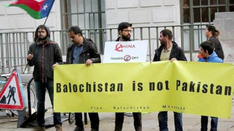 भारताच्या स्वातंत्र्यदिनी पाकिस्तानपासून वेगळे होण्यासाठी बलुचिस्तानने मागितली मदत