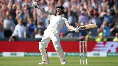 Ashes 2019:बेन स्टोक्स याच्या धमाकेदार खेळीने तब्बल 96 वर्षांनंतर इंग्लंडने नोंदवला असा पराक्रम!