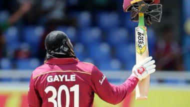 IND vs WI 2019: टीम इंडियाविरुद्धवनडे मालिकेआधी वेस्ट इंडिजला धक्का, क्रिस गेल याने घेतला क्रिकेटमधून ब्रेक, जाणून घ्या कारण