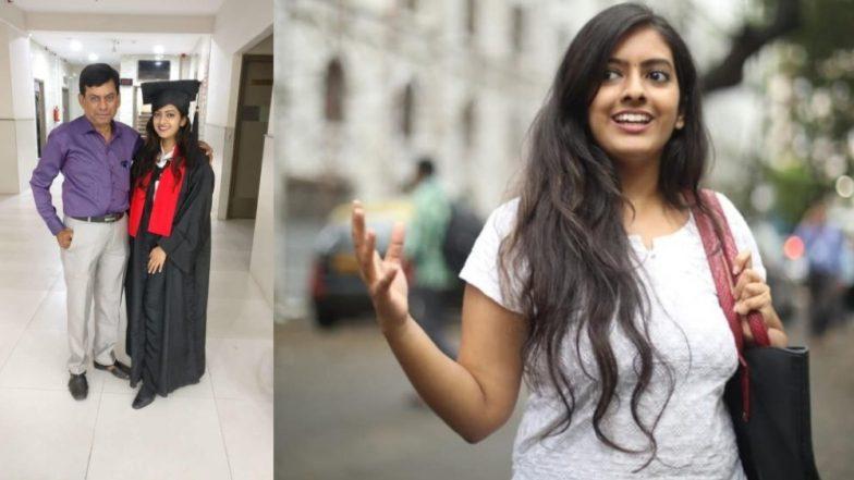 मुंबई: मुलगी वडीलांना सिनिअर; एकाच कॉलेजमध्ये शिकतात बाप-लेक; कॅम्पससह सोशल मीडियावरही चर्चा