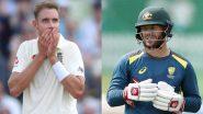 Ashes 2019: डेविड वॉर्नर याला शून्यावर बाद करत स्टुअर्ट ब्रॉड याने रविचंद्रन अश्विन-जेम्स अँडरसन यांच्या विक्रमाची केली बरोबरी