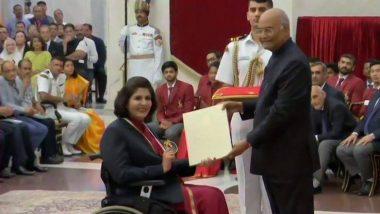 National Sports Awards 2019: राष्ट्रपती रामनाथ कोविंद यांच्या हस्ते क्रीडा क्षेत्रातील महत्वाच्या पुरस्कारांचे वितरण; पहा संपूर्ण यादी