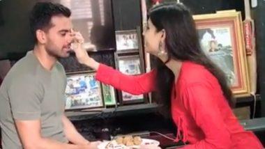 बहीण मालती सोबत Rakshabandhan साजरा केल्यानंतर दीपक चाहरचा आनंदात गगनात, व्हिडिओ शेअर करत व्यक्त केली अनोखी इच्छा