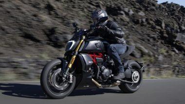 Ducati Diavel 1260,Diavel 1260 S बाइक भारतात लॉन्च, पाहा फिचर्स, जाणून घ्या किंमत