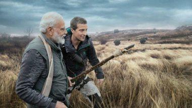 Man vs Wild: आज घडणार नरेंद्र मोदी यांच्या साहसाचे दर्शन; मराठीमध्येही 'इथे' पाहू शकाल Discovery चा खास एपिसोड