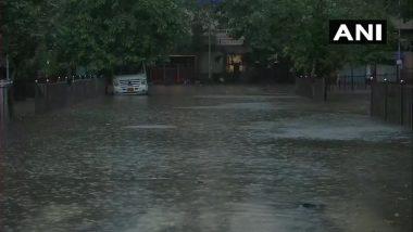 Mumbai Rain Update: मुंबईत आज सकाळपासून जोरदार पावसाला सुरुवात; दादर मधील काही भागात वॉटर लॉगिंगची समस्या