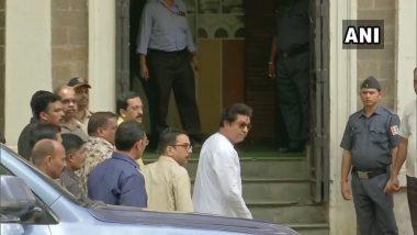 Kohinoor Mills Case:  सक्तवसुली संचालनालय अधिकाऱ्यांकडून मनसे अध्यक्ष राज ठाकरे यांची तब्बल 8 तास 46  मनिटे चौकशी