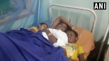 पश्चिम बंगाल: मंदिराची भिंत कोसळून ४ भाविकांचा मृत्यू तर, २७ जण जखमी