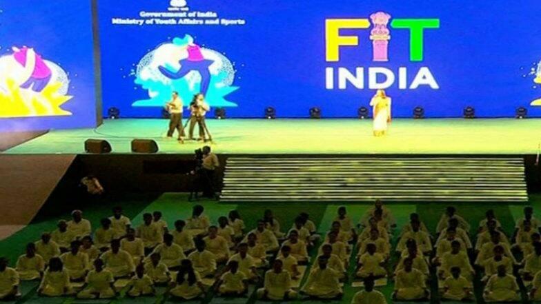 Fit India Movement: मिशन फिट इंडिया कार्यक्रमास सुरुवात, जाणून घ्या 5 महत्त्वाचे मुद्दे; पाहा Live Streaming