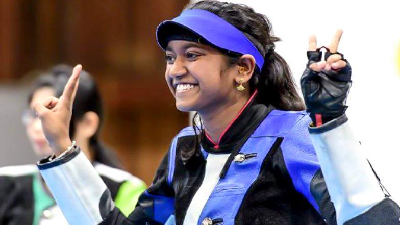 ISSF World Cup स्पर्धेत भारताच्या इलावेनिल वलारिवन हिची 10 मीटर एअर रायफलमध्ये सुवर्ण कमाई