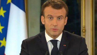 Amazon Fires: पत्नीची खिल्ली उडवल्याबद्दल फ्रान्सचे राष्ट्राध्यक्ष Emmanuel Macron यांच्याकडून ब्राझीलचे राष्ट्राध्याक्ष Jair Bolsonaro यांचा निशेध