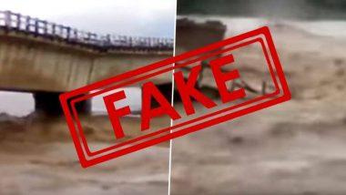Fact Check: सोलापूर-विजापूर राष्ट्रीय महामार्गावरचा टाकळी पूल भीमा नदीत कोसळला? जाणून घ्या व्हायरल व्हिडिओ मागचे सत्य