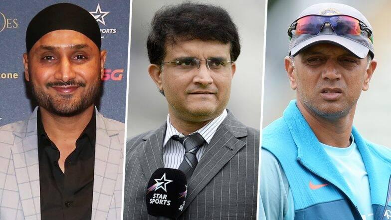 राहुल द्रविड याला BCCI ची नोटीस; सौरव गांगुली, हरभजन सिंह यांनी ट्विट करत व्यक्त केल्या संतप्त प्रतिक्रिया