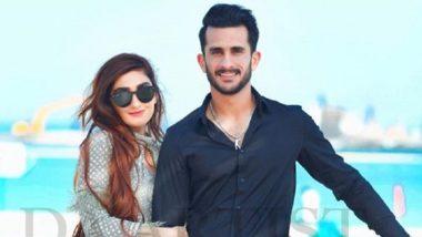 पाक क्रिकेटपटू हसन अली आज होणार भारताचा जावई, दुबईमध्ये शामिल आरजू सह निकाह आधी केला Pre-Wedding फोटोशूट