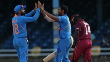 IND vs WI 3rd ODI 2019: टॉस जिंकून वेस्ट इंडिजचा बॅटिंगचा निर्णय, संघात काय आहेत बदल ते पाहा