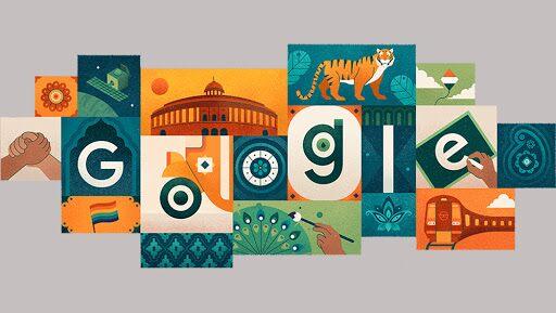 India Independence Day 2019 Google Doodle: गुगल खास डूडलच्या माध्यमातून साजरा करीत आहे भारताचा स्वातंत्र्यदिन