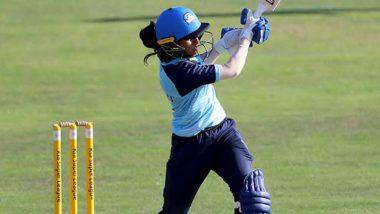 18 वर्षाच्या 'या' भारतीय महिला क्रिकेटपटूचा इंग्लंडमध्ये डंका, महिला सुपर टी-20 लीगमध्ये ठोकले सर्वात वेगवान शतक