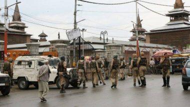 कश्मीर विभाजन विधेयकाला राज्यसभेत मंजूरी