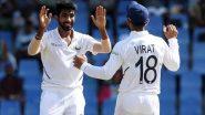 IND vs WI 1st Test Day 2: जसप्रीत बुमराह याने इतिहास रचला, टीम इंडियासाठी 'ही' कामगिरी करणारा ठरला तिसरा सर्वात वेगवान गोलंदाज