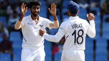 IND vs WI 2nd Test Day 3: वेस्ट इंडिजवर टीम इंडिया भारी,स्टम्पपर्यंत भारताकडे 299 धावांची आघाडी