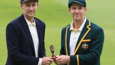 Ashes 2019: बॉल टेंपरिंगच्या मालिकेनंतर टीम पेन याच्या Hand Shake परंपरेवर जो रूट आणि प्रशिक्षक ट्रेवर बेलिस निराश
