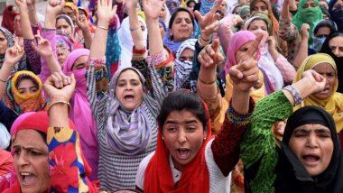 मोदी सरकारने कलम 370 हटवल्याने कश्मीरी तरुणींना होणार फायदा, लागू होणार 'हे' कायदे